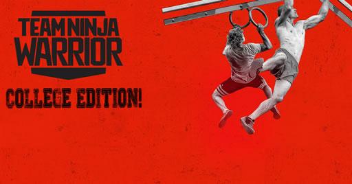 College Team Ninja Warrior